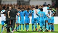 India name squad for football friendly against China