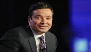 Jimmy Fallon makes emotional return to 'Tonight Show' after mother's death