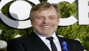 Mark Hamill was 'really scared' of returning to 'Star Wars'