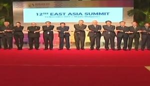 Manila: PM Modi attends 12th East Asia Summit