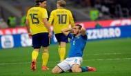 चार बार विश्वकप चैंपियन इटली का सपना टूटा