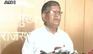 Stop branding convict as 'gau rakshak': Rajasthan minister