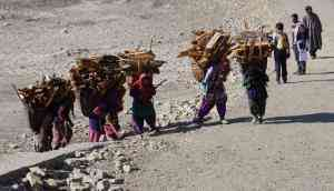 Up in Kashmir's hills people seem to have found some great solutions to make lives easier