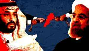 Sectarian rivalries in the Middle East: A Machiavellian game