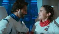 Watch Video: Varun Dhawan romances Alia Bhatt on the moon