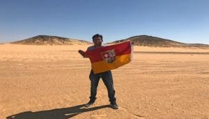 'Kingdom of Dikshit': Meet Indore's Suyash Dixit who made his own country near Egypt