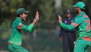 इस बांग्लादेशी क्रिकेटर ने की फैन की धुनाई, लग सकता है जुर्माना