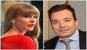 Taylor Swift's performance leaves Jimmy Fallon teary-eyed ANI | Updated: Nov 15,