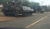 जिम्बाब्वे: तख्ता पलट की आशंका, सैनिकों ने सरकारी चैनल पर किया कब्जा