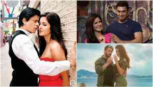 Once again Katrina Kaif with all three khans! here is why she is Khans' favourite?