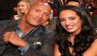The Rock's daughter Simone Garcia is 2018 Golden Globe Ambassador