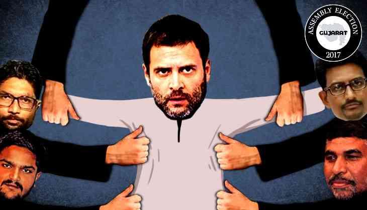Gujarat elections: Partners make Congress sweat over seats