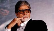 When Big B went into major throwback mode