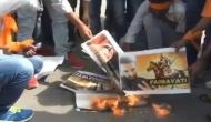 करणी सेना का भारत बंद, भंसाली को पुलिस सुरक्षा