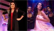 Farah Khan accepts Katrina Kaif's Sheila Ki Jawani was the 'cheapest' song she ever shot