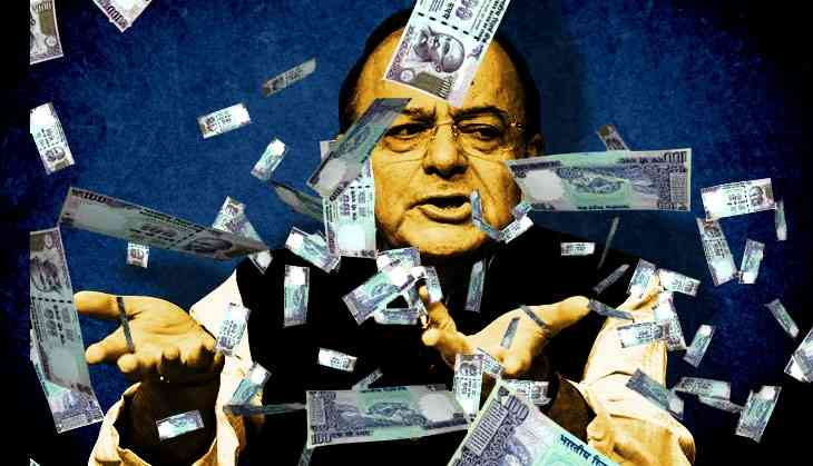 After pains of GST and note ban, Jaitley hints at relaxing the fiscal deficit target for 2018