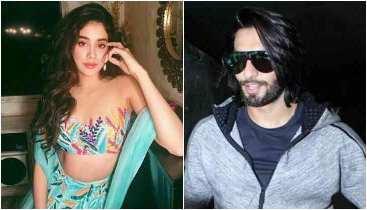Karan Johar Introduces Janhvi Kapoor and Ishaan Khattar