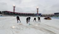कोलकाता टेस्ट: बारिश ने दूसरे दिन टीम इंडिया के अरमानों पर फेरा पानी