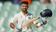 दिल्ली टेस्टः कोहली ने सिरीज में लगाई शतक की विराट हैट्रिक