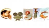 Google dedicates its doodle to V Shantaram on his 116th birthday