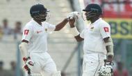 कोलकाता टेस्ट: टीम इंडिया के खिलाफ श्रीलंका ने मैच में बनाई पकड़