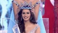 Know how Miss World 2017 Manushi Chillar made India proud by creating history