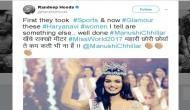 Miss World 2017: 'बहुत खूब मानुषी छिल्लर, महारी छोरी छोर्या ते कम कती भी ना हैं'