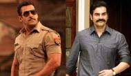 Here is why Arbaaz Khan doesn't want to direct Salman Khan's Dabangg 3