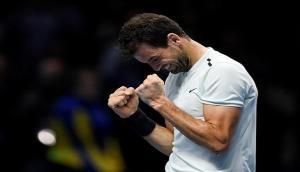 Dimitrov sets sight on Grand Slam after ATP Finals triumph