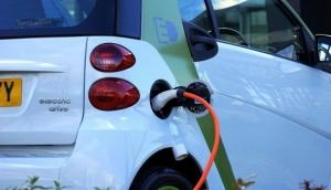 Power stored in electric cars could be sent back to grid