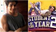 Karan Johar confirms, Ishaan Khattar is surely not a part of Tiger Shroff's film SOTY 2