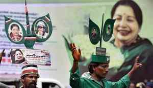 EPS, OPS & Dinakaran's long tussle ends: Reunited AIADMK gets the 'two leaves symbol'