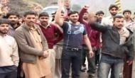 Police lob teargas shells at protesting students in  Pakistan occupied Kashmir's (PoK)  Muzzafarabad