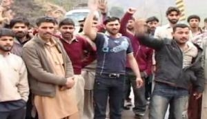 Protest erupts in PoK as locals demand for adequate healthcare system