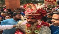 बधाईः टीम इंडिया के गेंदबाज भुवनेश्वर कुमार ने शुरू की नई पारी