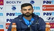विराट कोहली ने किया खुलासा, टीम इंडिया के ये खिलाड़ी होगें 2019 वर्ल्डकप का हिस्सा