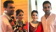 Here is why Zaheer Khan and Sagarika Ghatge preponed their wedding!