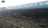 Chitrakoot train derailment: Railways announces ex- gratia of Rs 5 lakhs