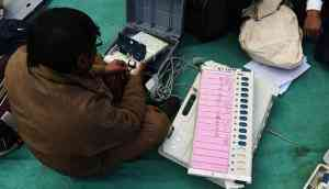 Mamata says no to EVMs for Bengal local body polls. Oppn cries foul