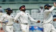 नागपुर टेस्टः पुजारा-विजय के शतक और कोहली के पचासे से टीम इंडिया को 107 रन की बढ़त