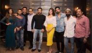 Race 3: Salman Khan, Jacqueline Fernandez shoot first romantic song