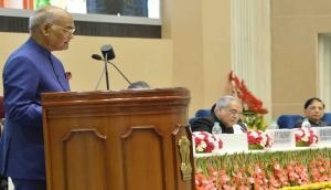President Ram Nath Kovind,'Organs of state obligated to be models of good conduct'