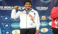 Ritu Phogat bags silver at U-23 Senior World Wrestling Championship