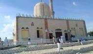 मस्जिद में नमा़जियों पर हुआ आतंकी हमला, 300 की मौत
