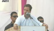 Rahul Gandhi cannot see development in Gujarat: BJP