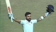 कोहली को श्रीलंका के खिलाफ टेस्ट सिरीज में शानदार बैटिंग का मिला 'विराट' ईनाम