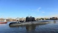 Argentinian submarine: Navy hopeful of submarine survivors