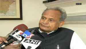 Rafale deal will 'sink' Modi government: Ashok Gehlot