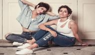 Dangal girls Fatima Sana Shaikh and Sanya Malhotra will blow your mind with their dance moves; see video