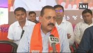 Jitendra Singh: Rahul trying to induce political culture based on hypocrisy